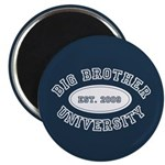 "Big Brother University 2.25"" Magnet (10 pack)"