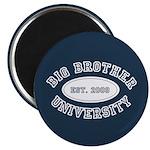 "Big Brother University 2.25"" Magnet (100 pack)"