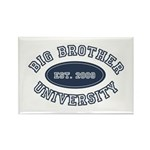 Big Brother University Rectangle Magnet
