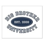 Big Brother University Small Poster
