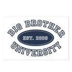 Big Brother University Postcards (Package of 8)