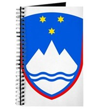 Slovenia Coat of Arms Journal