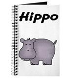 Hippo Journals & Spiral Notebooks