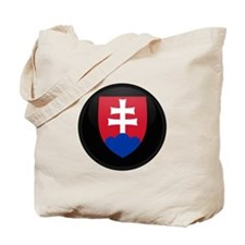 Coat of Arms of Slovakia Tote Bag