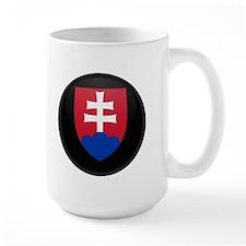 Coat of Arms of Slovakia Mug