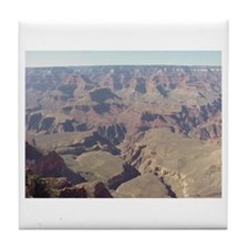 """Grand Canyon"" Tile Coaster"