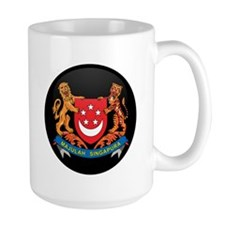 Coat of Arms of SINGAPORE Mug