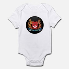 Coat of Arms of SINGAPORE Infant Bodysuit