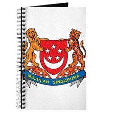 SINGAPORE Coat of Arms Journal