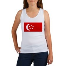 Singaporean Women's Tank Top