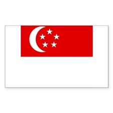 Singaporean Rectangle Decal