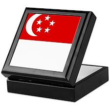 Singaporean Keepsake Box
