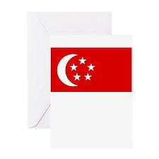 Singaporean Greeting Card