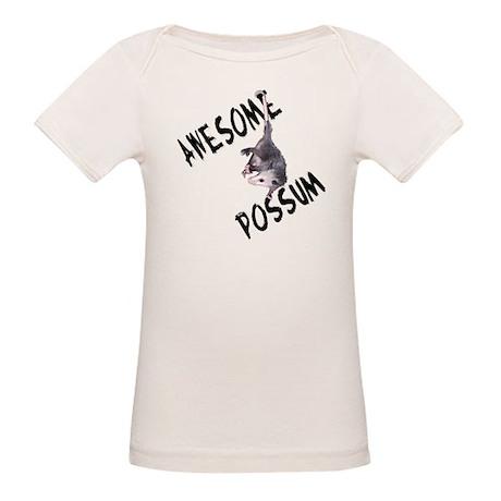 Awesome Possum Organic Baby T-Shirt