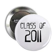 """Class of 2011 2.25"""" Button"""