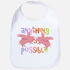 Anything is Possible Bib