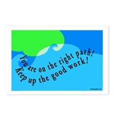 Words of Encouragement Postcards (Package of 8)