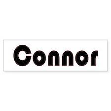 Connor Bumper Bumper Sticker