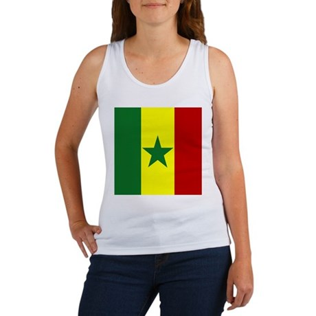 Senegalese Women's Tank Top