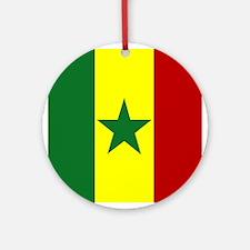 Senegalese Ornament (Round)