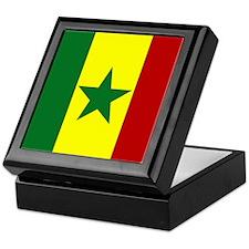 Senegalese Keepsake Box