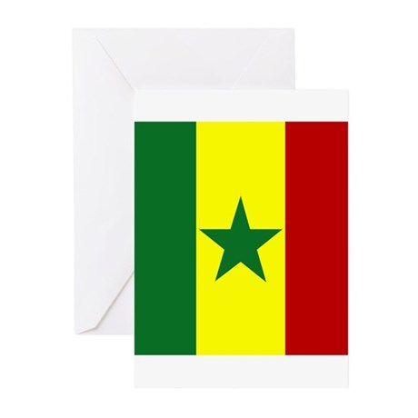 Senegalese Greeting Cards (Pk of 10)