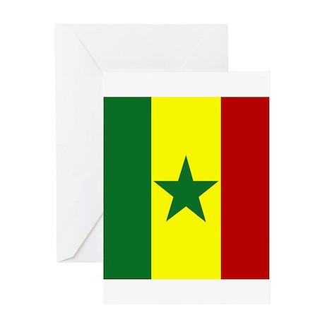 Senegalese Greeting Card