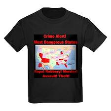 Most Dangerous States! T