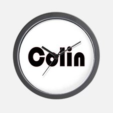 Colin Wall Clock