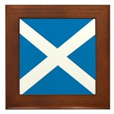 scottish Framed Tile