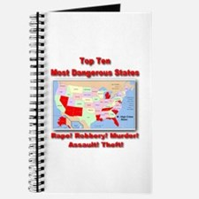 Most Dangerous States Journal