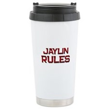 jaylin rules Travel Mug