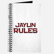 jaylin rules Journal