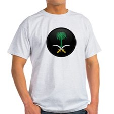 Coat of Arms of Saudi Arabia T-Shirt