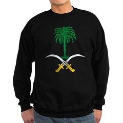 Saudi Arabia Coat of Arms Sweatshirt
