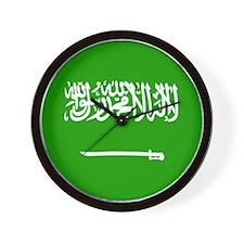 Saudi Wall Clock