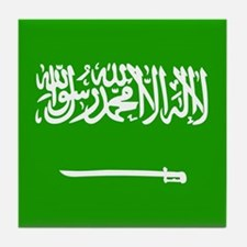 Saudi Tile Coaster