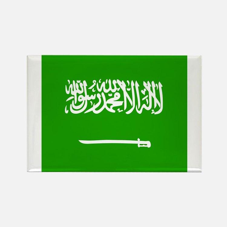 Saudi Rectangle Magnet