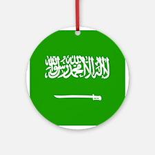 Saudi Ornament (Round)