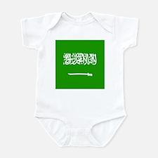 Saudi Infant Bodysuit