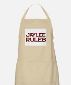 jaylee rules BBQ Apron