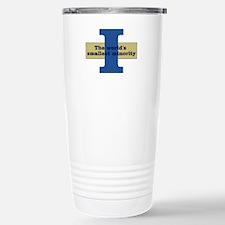 Smallest Minority Stainless Steel Travel Mug