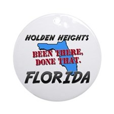 holden heights florida - been there, done that Orn