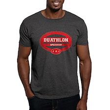 Duathlon Red Oval-Women's Spectator T-Shirt
