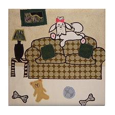 Gucci Tile Coaster
