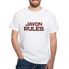 javon rules Shirt