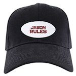 jason rules Black Cap