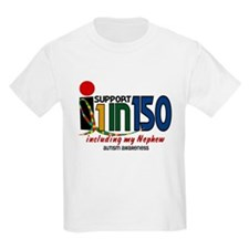 I Support 1 In 150 & My Nephew T-Shirt