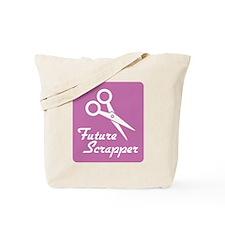 Future Scrapper Tote Bag