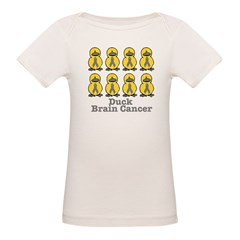 Brain Cancer Awarness Ribbon Tee